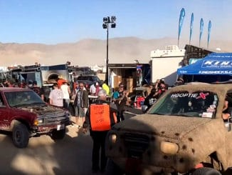 HooptieX Racing Invades King of the Hammers