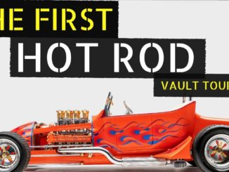 Hot Rodder's Paradise ~ Inside The Petersen Vault