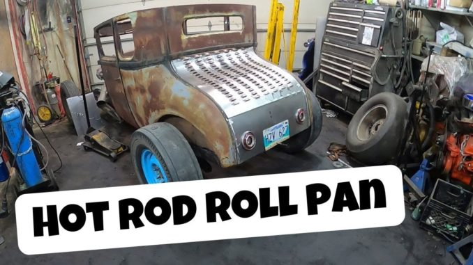 How To Make a Custom Roll Pan