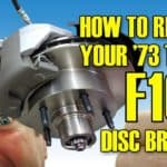 1973-79 Ford F100 Disc Brakes