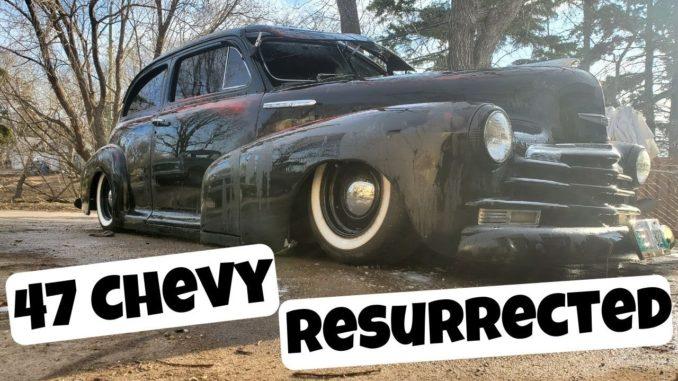 1947 Chevrolet 2 Door Sedan