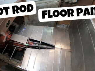 Scratch-Built Hot Rod Floor Pans