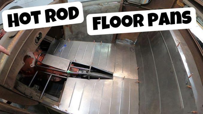 Scratch-Built Hot Rod Floor Pans