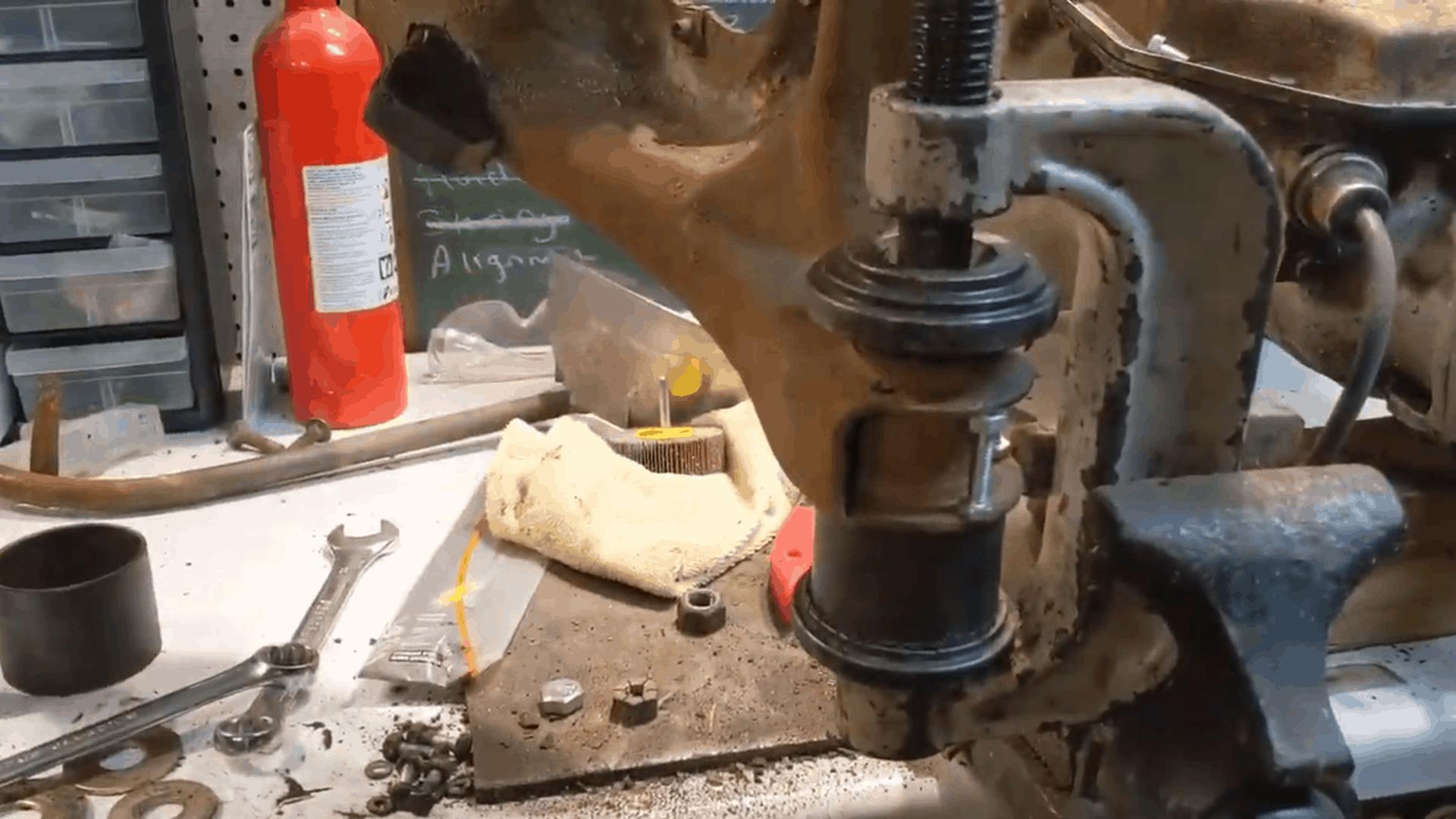 DIY 1970-81 Firebird and Camaro Suspension Rebuild