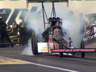 8,000 HP Top Fuel Dragster