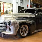 1941 Cadillac 2-Door Coupe Supercharged 500 HP XLR-V Northstar Build