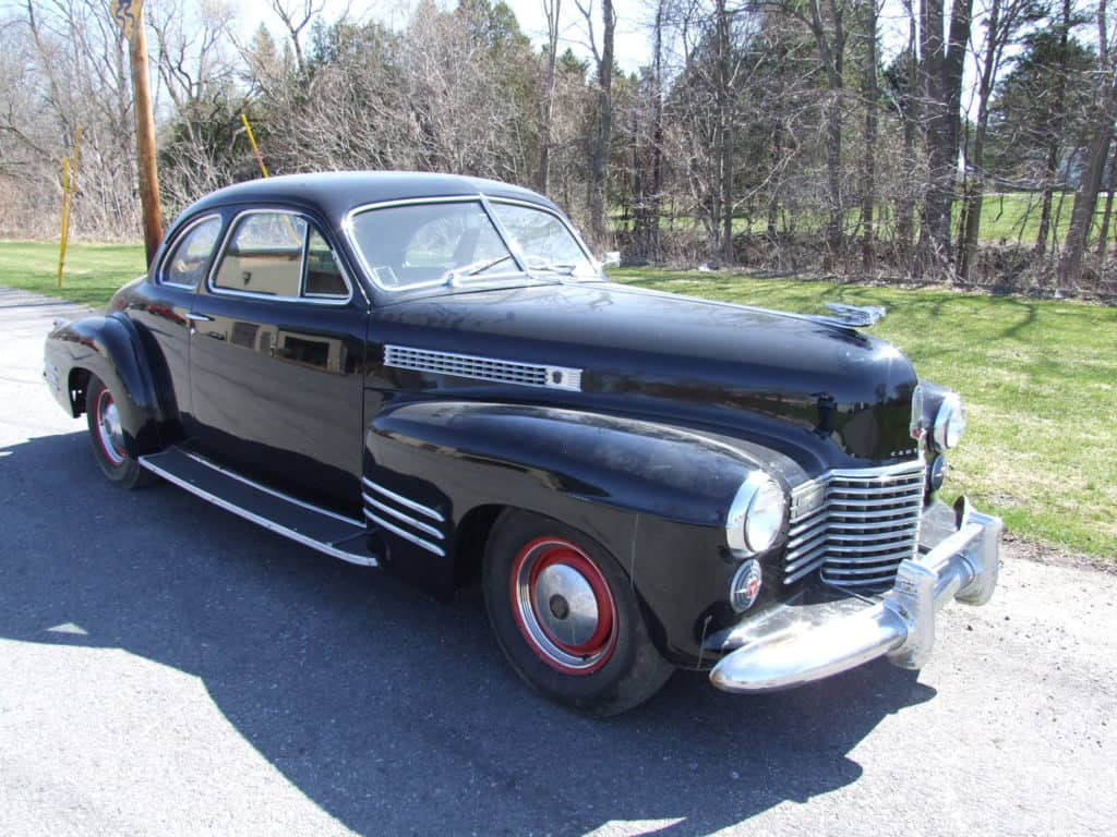 1941 Cadillac 2-Door Coupe Supercharged 500 HP XLR-V Northstar ~ Before