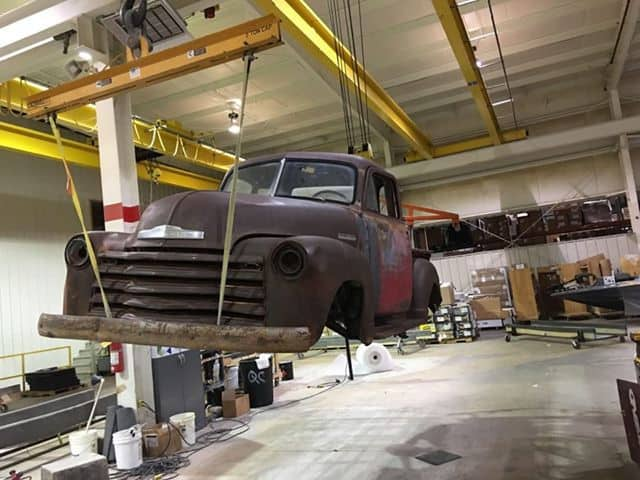 1952 Chevrolet 3100 Truck Body Donor