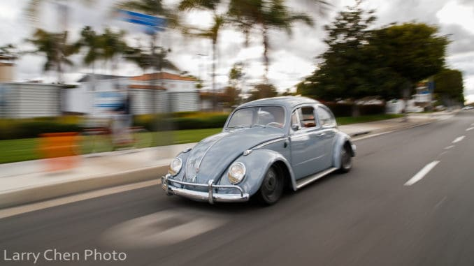 1963 Beetle from Jay Leno's Garage
