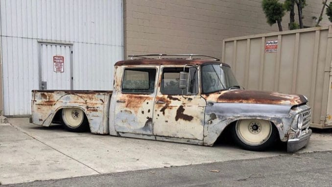 1963 International Harvester Crewcab Travelette