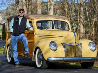 Barn Find Hunter Tom Cotter's '39 Ford Woodie Wagon