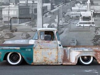 Casey Loter's 1958 Tesla Apache