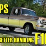 Ford F100 truck