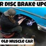 Inexpensive Universal Hot Rod Disc Brake Conversions