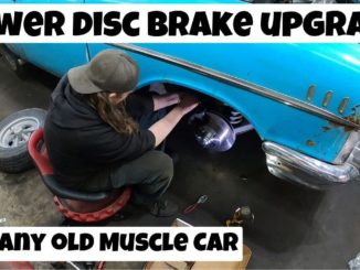 Inexpensive Universal Hot Rod Disc Brake Conversions