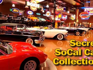 Kip Cyprus SoCal Car Collection