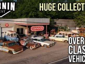 Turnin' Rust's Classic Vehicle Collection