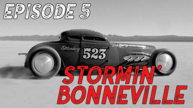 Stormin' Bonneville