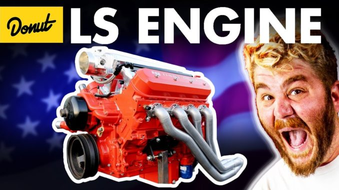Chevrolet LS Engine