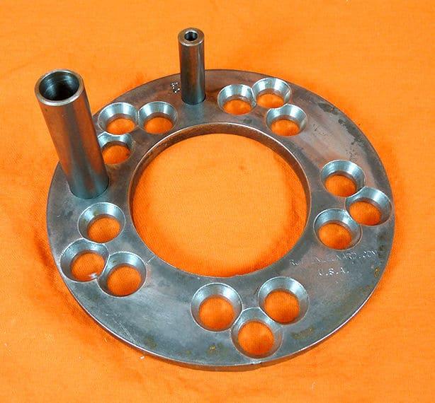 Wheel Bolt Pattern Drill Guide Multi-Pattern Jig