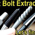 Screw and Bolt Extractors