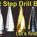 Best Unibit Step Drill Bits