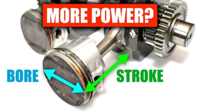 Bore vs Stroke