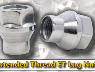 Extended Thread ET Lug Nuts