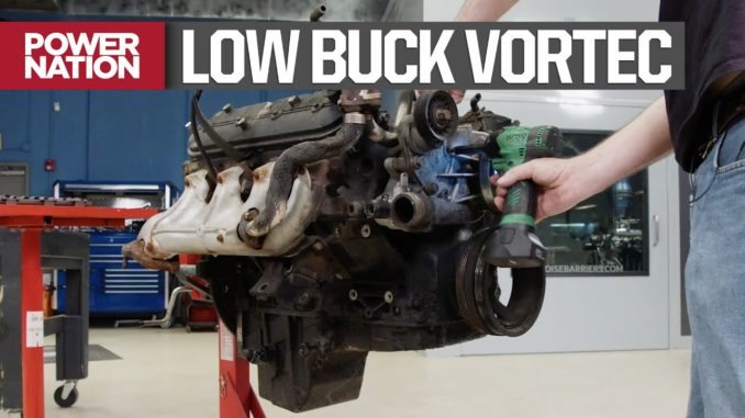 Low Budget Junkyard 5.3L Vortec