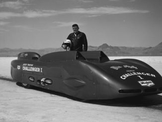 Mickey Thompson ~ The First American to 400 MPH