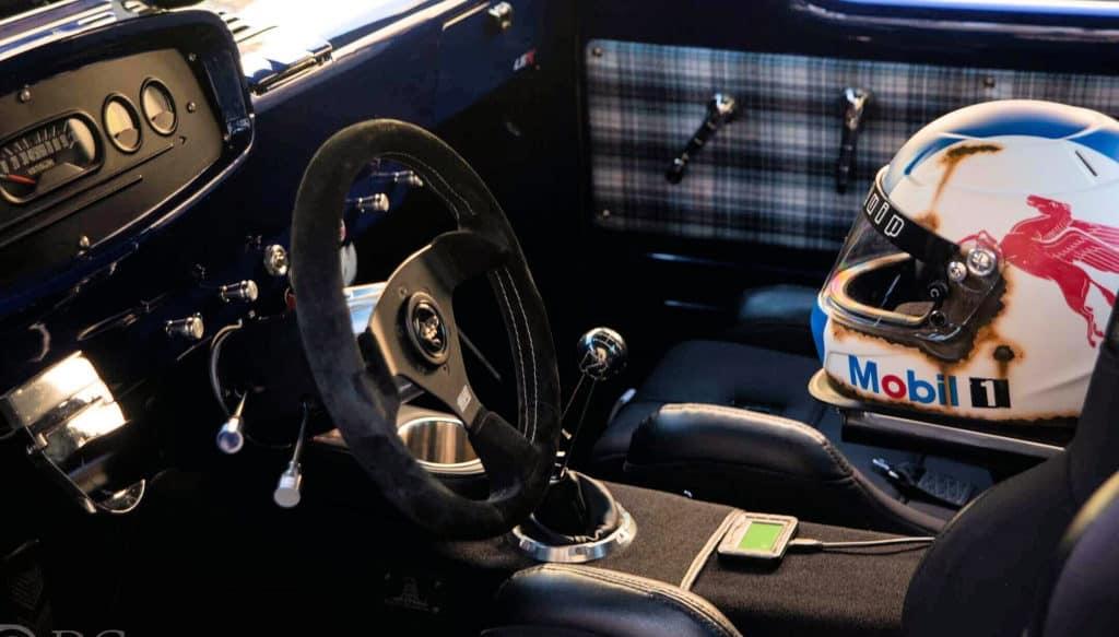 Rusty Goat 1964 Dodge D300 Interior