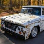 Rusty Goat ~ 1964 Dodge D300 Pickup