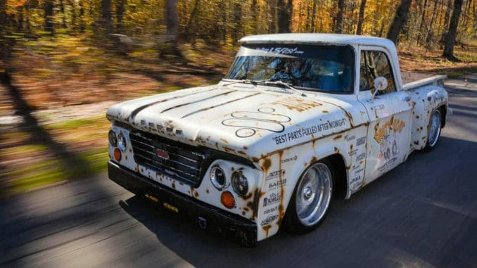 Rusty Goat ~ 1964 Dodge D300 Pickup