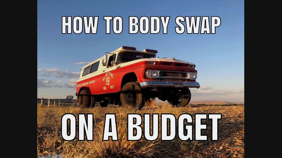 Budget Body Swap ~ 1962 Chevy C30 on a '95 Dodge 4x4 Dually Chassis