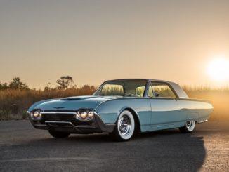 Dan Kahns' 1962 Ford Thunderbird ~ Photo by Drew Phillips