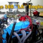 Dodge 360 LA V8 Engine