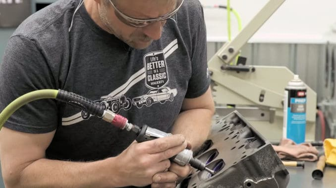 How To Port Cylinder Heads