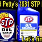 1981 STP Oil and Today's STP