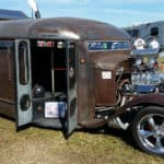 J.R Drake's 1932 North Carolina State Prison Bus