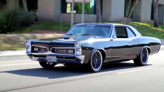Sinister 1967 Pontiac Tempest