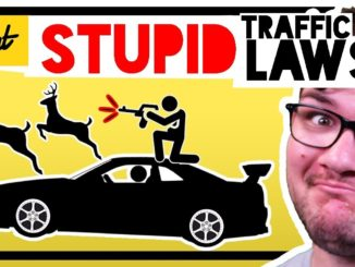 The Dumbest Traffic Laws in America