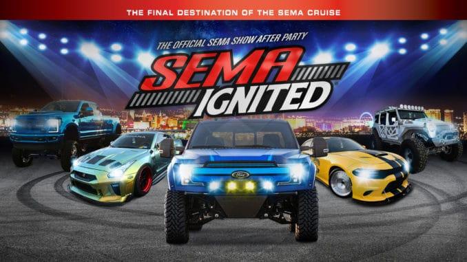 SEMA Ignited 2020