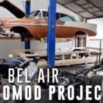 1956 Chevrolet Bel Air Restomod Project by Foose Design
