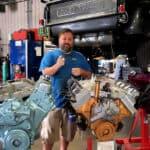 Big Block Engines: 454 Chevy, 455 Pontiac, 455 Olds, 451 Mopar