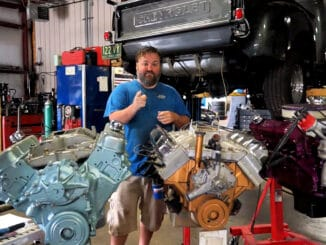 Big Block Engines: 454 Chevy, 455 Pontiac, 455 Olds, 451 Mopar