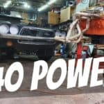 Building a Budget 440 Big Block for a Ratty Challenger
