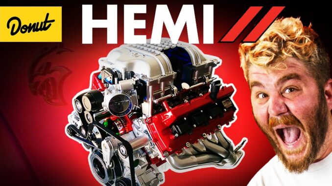 Dodge HEMI Engine