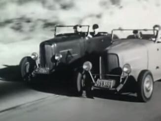 """Hot Rod"" ~ Feature Film from the 1950s"