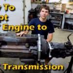 Adapt ANY Engine to ANY Transmission