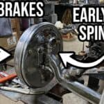 How To Add Juice Brakes To Early Ford Spindles